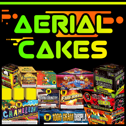 Buy fireworks that you light one time. This fireworks cake are high in quality and low in price. Huge selection!