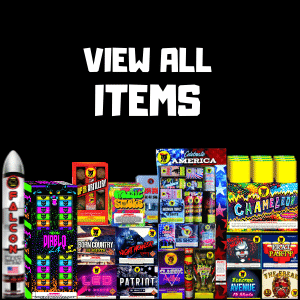 View all fireworks products offered at Elite Fireworks in Houston, Texas!
